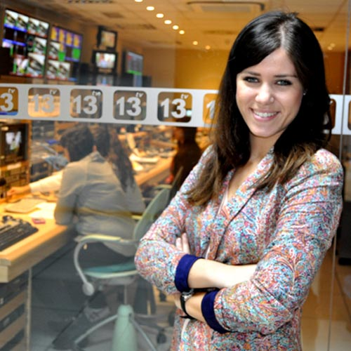 Marta García Bruno 13TV